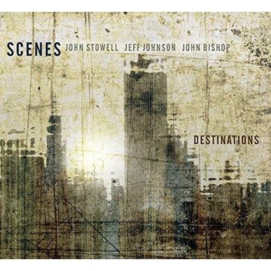 SCENES DESTINATIONS CD