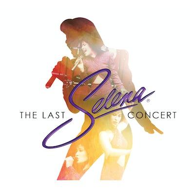 Selena LAST CONCERT CD