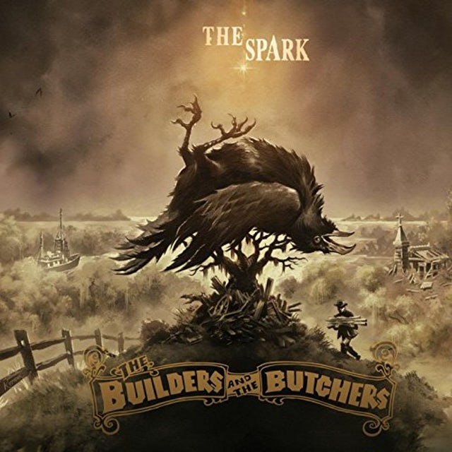 Builders & The Butchers SPARK CD