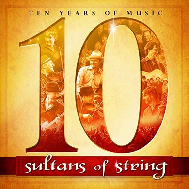 Sultans Of String 10 Vinyl Record