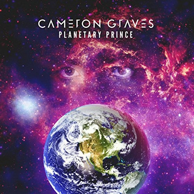 Cameron Graves PLANETARY PRINCE Vinyl Record