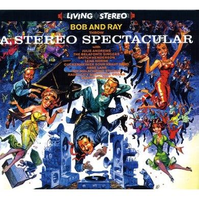Bob & Ray THROW A STEREO SPECTACULAR CD