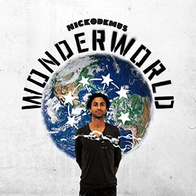 Nickodemus WONDERWORLD 2X7 Vinyl Record