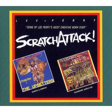 Lee Scratch Perry SCRATCH ATTACK CD