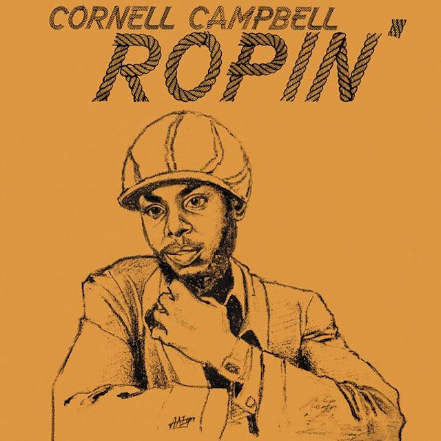 Cornell Campbell ROPIN' Vinyl Record