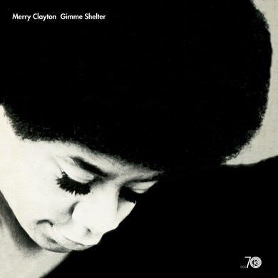 Merry Clayton GIMME SHELTER Vinyl Record