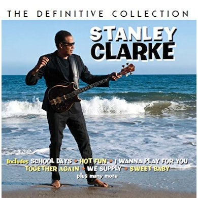Stanley Clarke DEFINITIVE COLLECTION CD