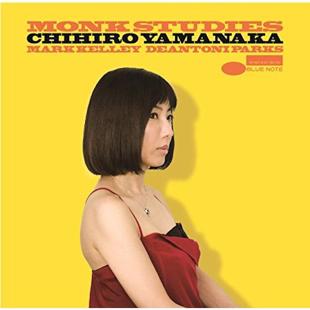 Chihiro Yamanaka MONK STUDIES CD