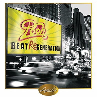 POOH BEAT REGENERATION CD