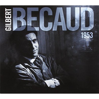 Gilbert Becaud BECAUD 1953 CD