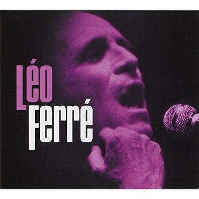 Leo Ferre SES GRANDS SUCCES CD
