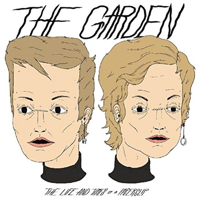 Garden LIFE & TIMES OF A PAPERCLIP CD