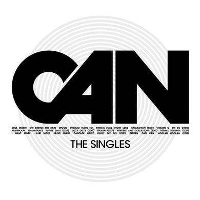Can SINGLES CD