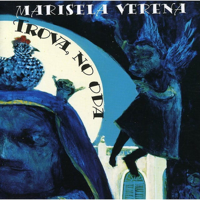 Marisela Verena TROVA NO ODA CD