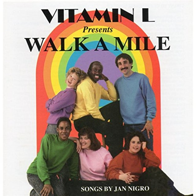 Vitamin L WALK A MILE CD