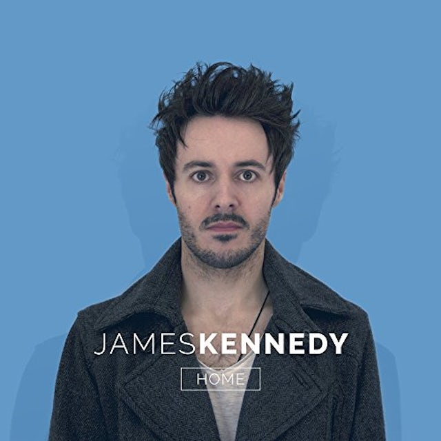 James Kennedy HOME CD