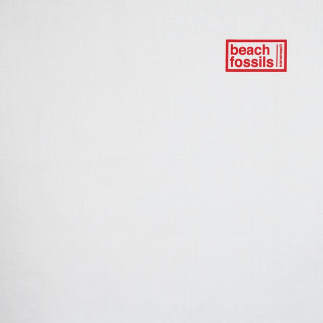 Beach Fossils SOMERSAULT Vinyl Record