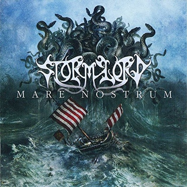 Stormlord MARE NOSTRUM CD