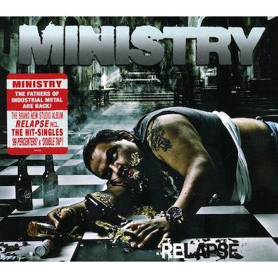 Ministry RELAPSE CD