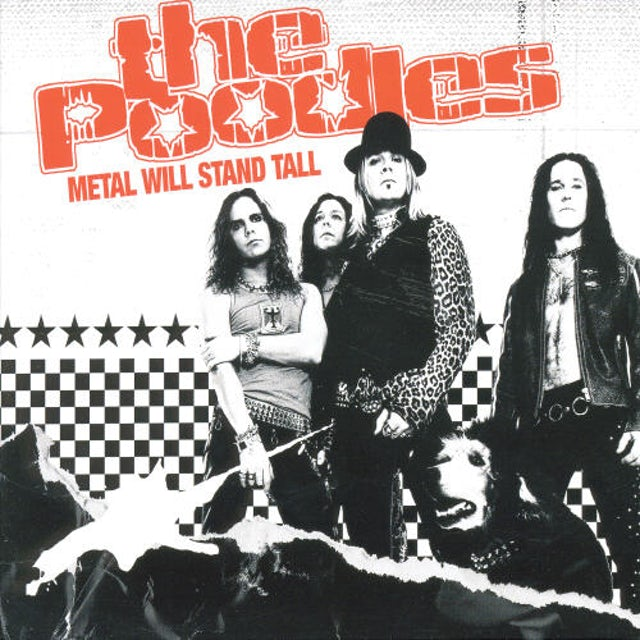 Poodles METAL WILL STAND TALL CD