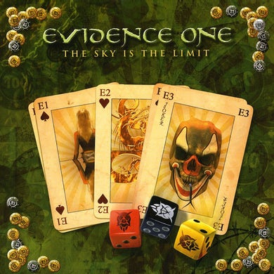 Evidence One SKY IS THE LIMIT CD