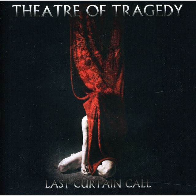 Theatre Of Tragedy LAST CURTAIN CALL CD