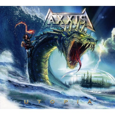 Axxis UTOPIA CD