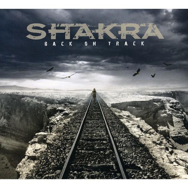 Shakra BACK ON TRACK CD