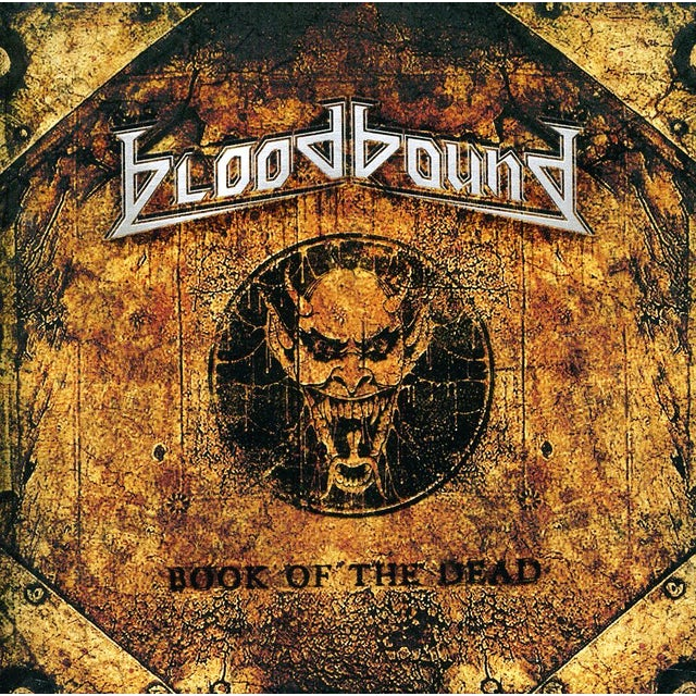 Bloodbound BOOK OF THE DEAD CD