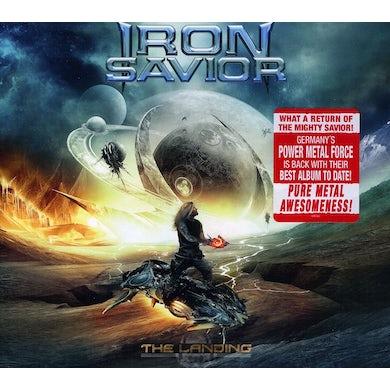 Iron Savior LANDING CD