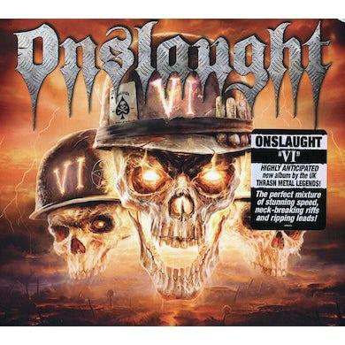 Onslaught VI CD