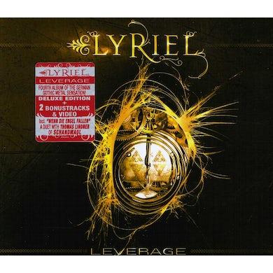 Lyriel LEVERAGE CD