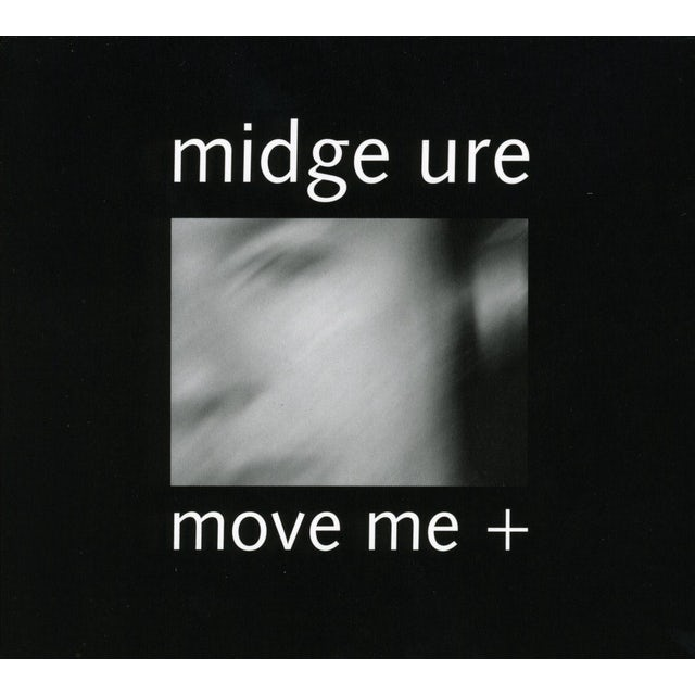 Midge Ure MOVE ME CD