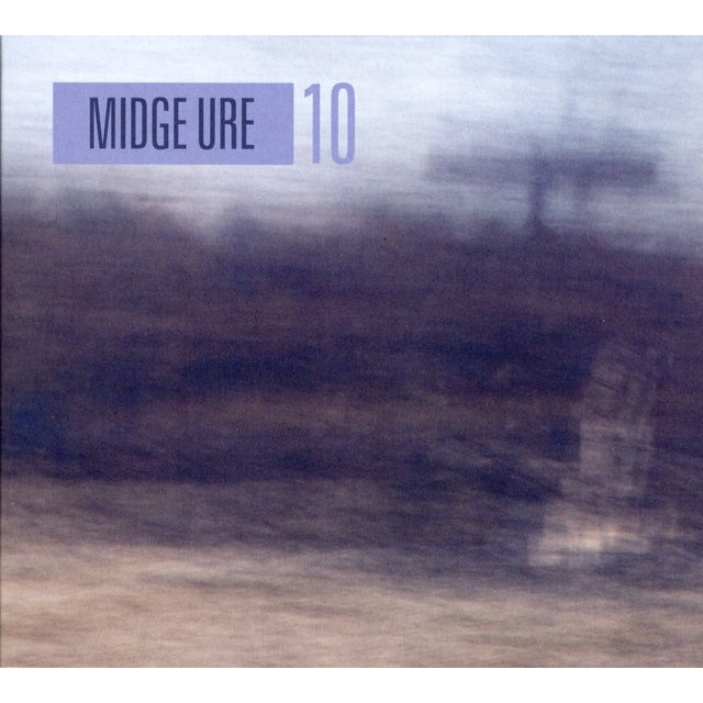 Midge Ure 10 CD