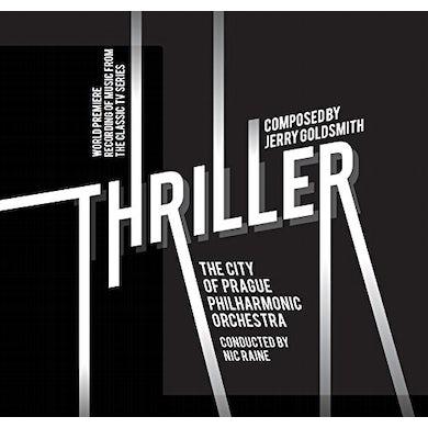 Jerry Goldsmith THRILLER / Original Soundtrack CD