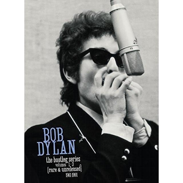 Bob Dylan BOOTLEG SERIES VOL 1-3 BOOKSET CD