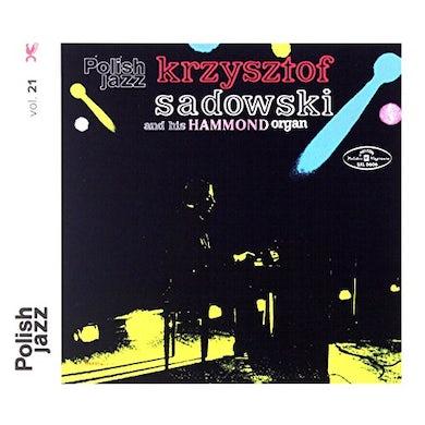 KRZYSZTOF SADOWSKI & HIS HAMMOND ORGAN Vinyl Record