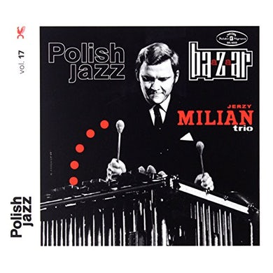 Jerzy Milian BAAZAAR Vinyl Record