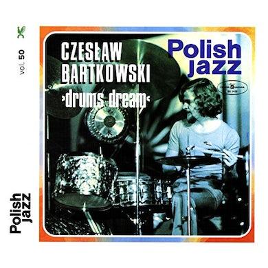 Czeslaw Bartkowski DRUMS DREAM CD