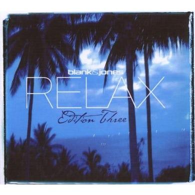 Blank & Jones RELAX EDITION 3 (THREE) CD
