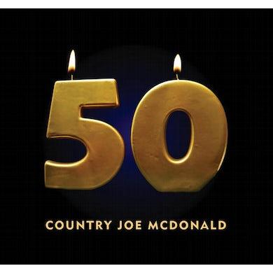 Country Joe McDonald 50 CD