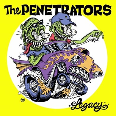 Penetrators LEGACY CD