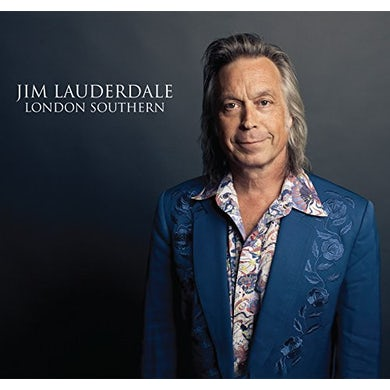 Jim Lauderdale LONDON SOUTHERN CD