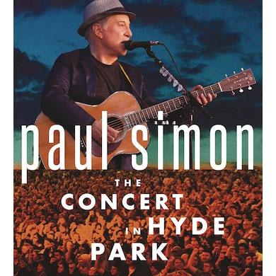 Paul Simon CONCERT IN HYDE PARK CD