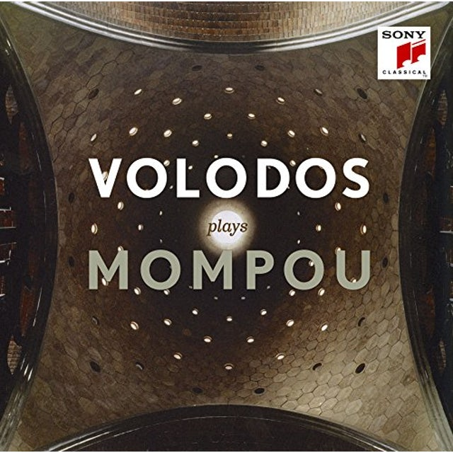 Arcadi Volodos VOLODOS PLAYS MOMPOU CD