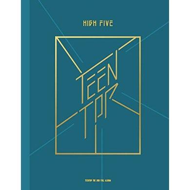 Teen Top VOL 2 (HIGH FIVE) - ONSTAGE VER CD