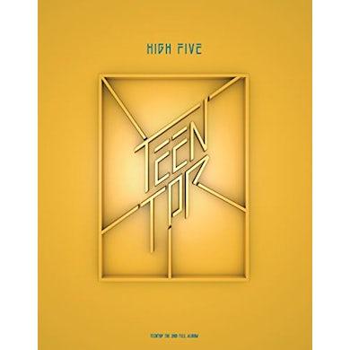 Teen Top VOL 2 (HIGH FIVE) - OFFSTAGE VER CD