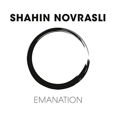 Shahin Novrasli EMANATION CD