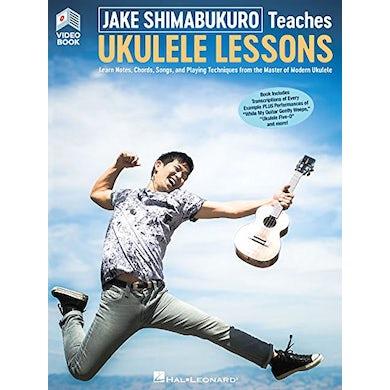 Jake Shimabukuro TEACHES UKULELE LESSONS DVD