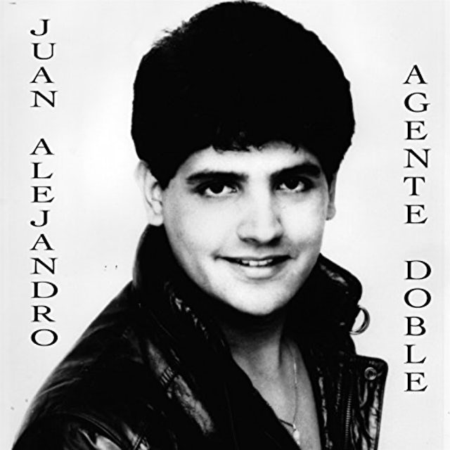 Juan Alejandro / Suenos AGENTE DOBLE Vinyl Record